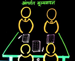 Read more about the article अंतर्गत मूल्यमापन (Internal evaluation)