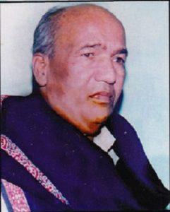 दत्तात्रेय विष्णु काणे (काणेबुवा) Dattatray Vishnu Kane (D. V. Kanebua)