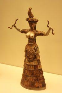 इजीअन कला : मिनोअन कला (Aegean Art : Minoan Art)