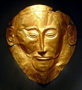 इजीअन कला : मायसीनीअन कला (Aegean Art : Mycenaean Art)