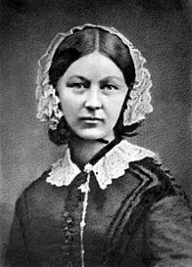 फ्लॉरेन्स नाइटिंगेल ( Florence Nightingale)