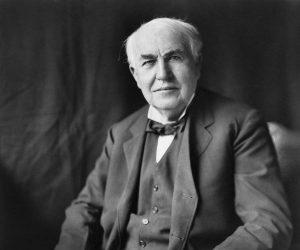 टाॅमस अल्वा एडिसन (Thomas Alva Edison)