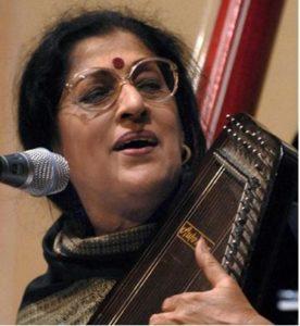 किशोरी आमोणकर (Kishori Amonkar)
