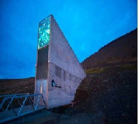Read more about the article स्वालबार जागतिक बियाणे पेढी(Swalbard Global Seed Vault)