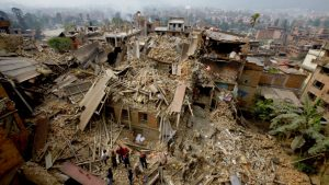 Read more about the article भूकंप (Earthquake)