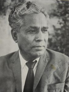 मुरलीधर रामचंद्र आचरेकर (M. R. Acharekar)
