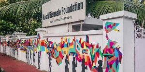 कोची बिनाले (Kochi Biennale)