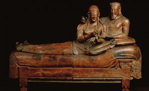 इट्रुस्कन कला (Etruscan art)