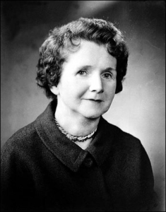 Read more about the article रेचल कार्सन (Rachel Carson)