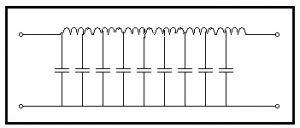 प्रेषणमार्गांचे प्रकार (Transmission Line Models)