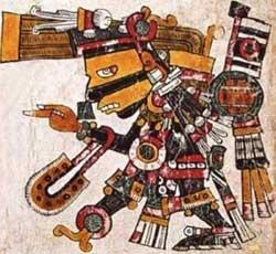 तेझ्कात्लिपोका (Tezcatlipoca)