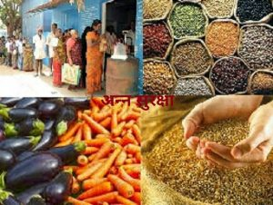 अन्न सुरक्षा (Food Security)