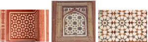 इस्लामी वास्तुकलेतील भौमितिक रचना (Geometric Patterns Of Islamic Architecture)