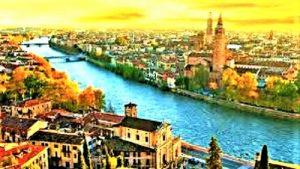 आदीजे नदी (Adige River)
