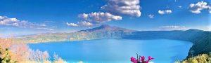 आल्बानो सरोवर (Albano Lake)