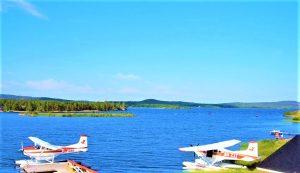 इनारी सरोवर (Inari Lake)
