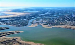 Read more about the article एअर सरोवर (Eyre Lake)