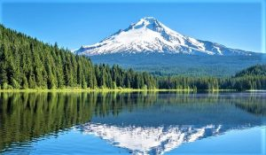 हूड शिखर (Mount Hood)