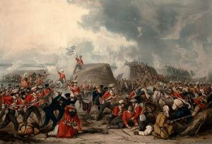 Read more about the article इंग्रज-शीख युद्ध, पहिले (First Anglo-Sikh War)