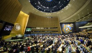Read more about the article आमसभा, संयुक्त राष्ट्रांची (General Assembly of UN)