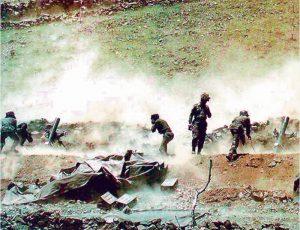 कारगिल युद्ध : १९९९ (Kargil War : 1999)