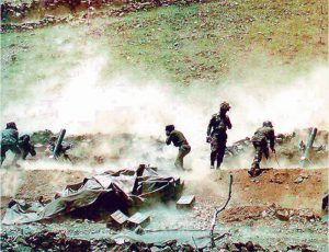 Read more about the article कारगिल युद्ध : १९९९ (Kargil War : 1999)