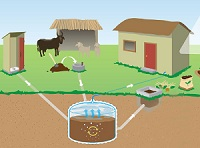 Read more about the article जैववायू (Biogas)