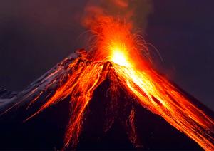 ज्वालामुखी (Volcano)
