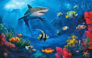 जल परिसंस्था (Aquatic ecosystem)