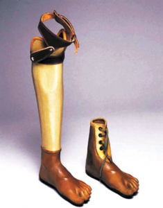 कृत्रिम अवयव (Artificial limbs)