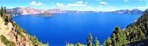क्रेटर सरोवर (Crater Lake)