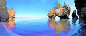 फंडी उपसागर (Bay of Fundy)