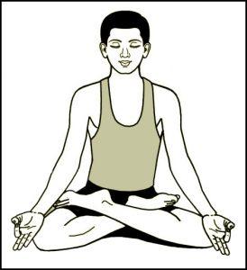 पद्मासन (Padmasana)