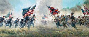 अमेरिकेचे यादवी युद्ध (American Civil War)