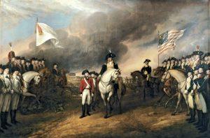 अमेरिकेचे स्वातंत्र्ययुद्ध (American Revolution)