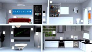 अब्जांश तंत्रज्ञान - गृहोपयोगी वस्तू व उपकरणे (Nanotechnology in home appliances)