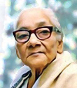 आशापूर्णादेवी (Ashapoorna Devi)