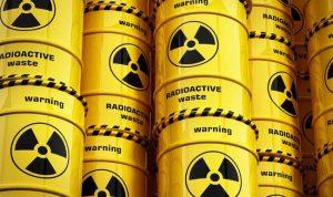 किरणोत्सर्गी अपशिष्ट (Radioactive Waste)