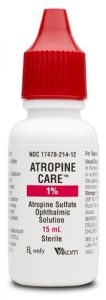 ॲट्रोपीन (Atropine)