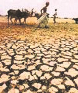 अवर्षण (Drought)