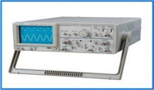 दुहेरी शोध दोलनदर्शक (Dual trace oscilloscope)