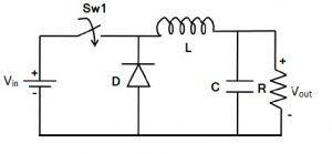अपवर्धन व वर्धन पद्धती (Buck and Boost Method)
