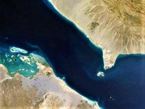 बाब – एल् – मांदेब सामुद्रधुनी (Bab – El – Mandeb Strait)