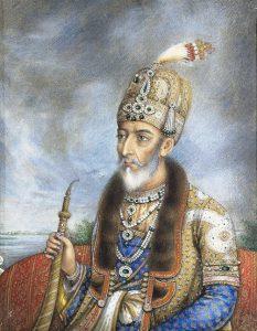 Read more about the article बहादुरशाह जफर (Bahadur Shah Zafar)