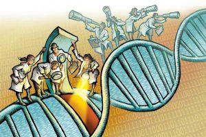 आनुवंशिकताविज्ञान (Genetics)