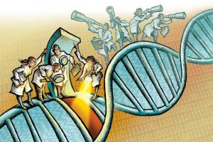 Read more about the article आनुवंशिकताविज्ञान (Genetics)