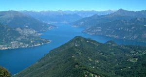 कॉमो सरोवर (Como Lake)