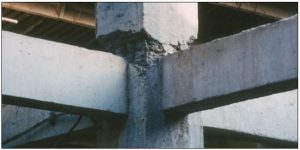 भूंकपरोधक तुळया आणि स्तंभांचे जोड ( Earthquake resistant Beam-Column Joints)