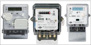 विद्युत ऊर्जा मापक (Electrical Energy Meters)