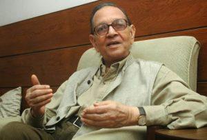 Read more about the article कुँवर नारायण (Kunwar Narayan)